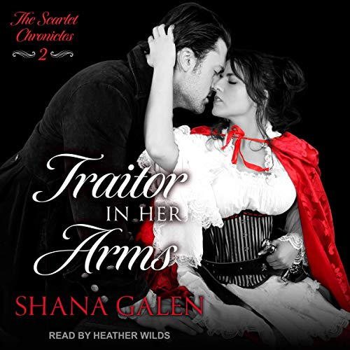 Traitor in Her Arms audiobook cover art
