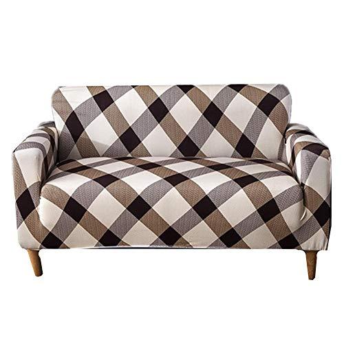Rysmliuhan Shop Fundas de Sofa Anti Gatos Fundas de sofá Elástico Cubierta del sofá Cubierta de sofá elástico Sofá Cubierta Elástico sofá Cubre Elástico sofá Cubre 145-185,Stripe