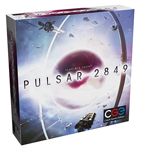 Czech Games Edition CGE00042 - Pulsar 2849