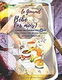 le Gourmet Bébé (+6 mois): Carnet de Cuisine e@syBook pour y noter 100 de mes Recettes en toute Simplicité