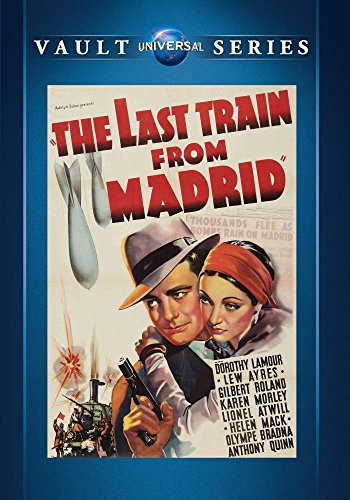 Last Train From Madrid [Edizione: Stati Uniti] [Italia] [DVD]