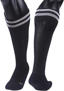 1 Par De Calcetines Al Libre Aire Niños Cómodos Respirables Estilo Simple Calcetines Casuales Calcetines A Rayas De Moda De Moda Suave
