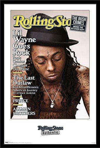 Trends International Rolling Stone Magazine - Lil Wayne, 22.375