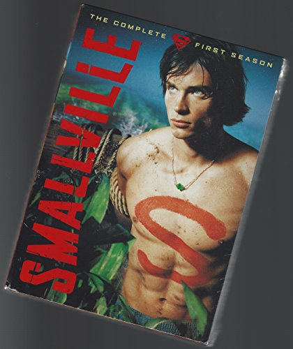 Warner Home Video Smallville: The Complete First Season (DVD Movie)