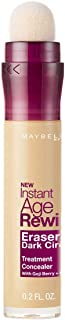 Maybelline New York Instant Age Rewind Eraser Dark Circles Treatment Eye Concealer - 0.2 oz., 150 Neutralizer