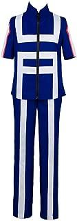 Bnha My Hero Academia Izuku Midoriya Costume Training Suit Gym School Uniform
