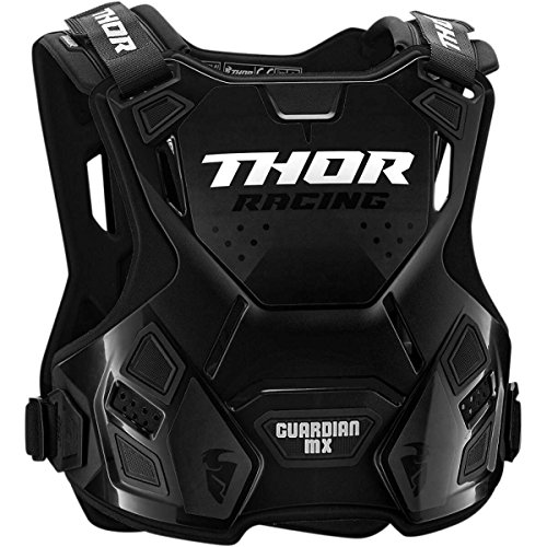 Thor Kids Brustpanzer Guardian MX Schwarz Gr. S/M