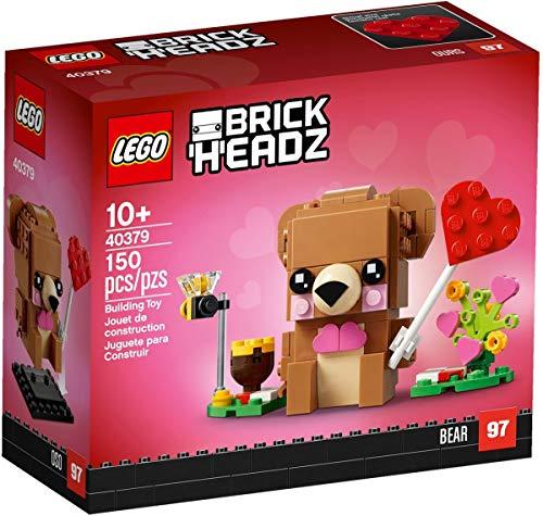 LEGO BrickHeadz - OSO de San Valentn (40379)