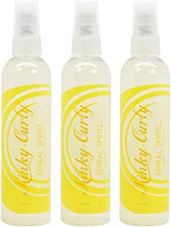 Kinky Curly Spiral Spritz Natural Styling Serum 8oz