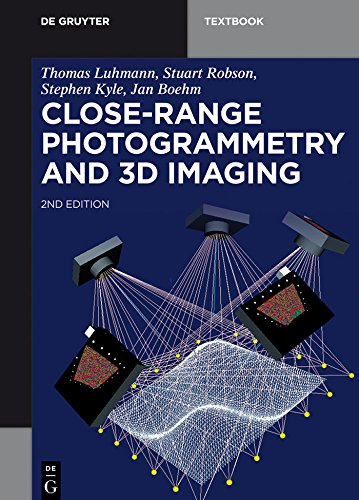 Close-Range Photogrammetry and 3D Imaging (De Gruyter Textbook) (English Edition)