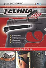 Techna Clip – Smith and Wesson Bodyguard .380 - Conceal Carry Belt Clip (Right-Side)