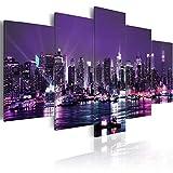 murando Quadro 200x100 cm Stampa su Tela in TNT XXL Immagini Moderni Murale Fotografia Gra...