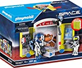 PLAYMOBIL 70307 - Space Spielbox In der Raumstation, ab 4 Jahren