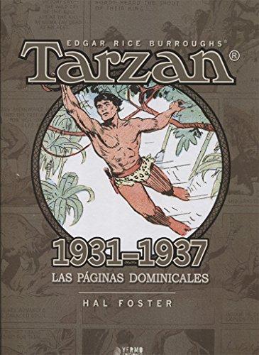 Tarzan 1931-1937: las páginas dominicales