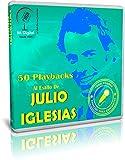 Pendrive Especial para Cantantes - Contiene 50 Playbacks Al Estilo De Julio Iglesias - Tono Hombre