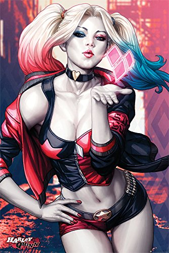 51GOZ6bZV9L Harley Quinn Birds of Prey Posters