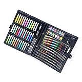 aixu Lápiz De Color Profesional Juego De Dibujo Infantil Juego De Pintura Lápices De Colores Negro