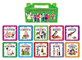 Kiddy Board Book Pack (10 Titles)