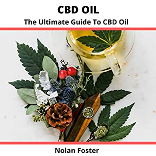 CBD Oil cover art