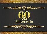 60 ANIVERSARIO: LIBRO DE FIRMAS PARA CELEBRACIÓN DE ANIVERSARIO DE BODAS O CASADOS   RECOGE COMENTARIOS Y FELICITACIONES DE TUS AMIGOS Y FAMILIARES   ... VISITAS. BODAS DE DIAMANTE. (Spanish Edition)