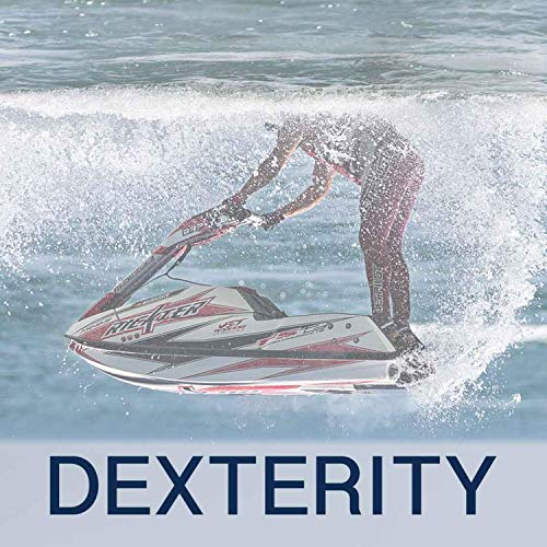 Dexterity (Or Lack Thereof)