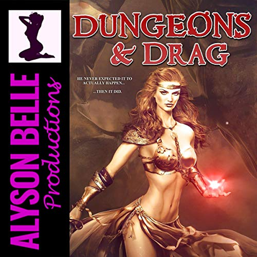Dungeons and Drag cover art