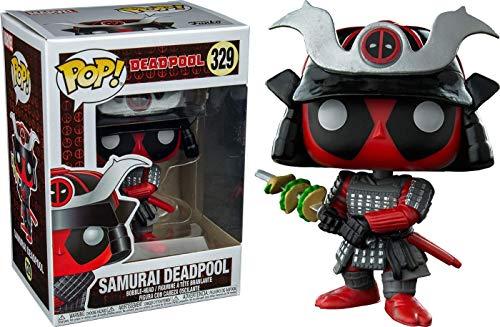 Funko POP! Samurai Deadpool #329