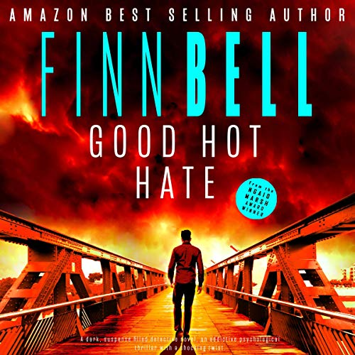 Good Hot Hate audiobook cover art
