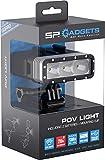 SP GADGETS POV Light 2.0, Unterwasser-Licht LED für GoPro und Actionpro X8, Taucher Video Leuchte,...