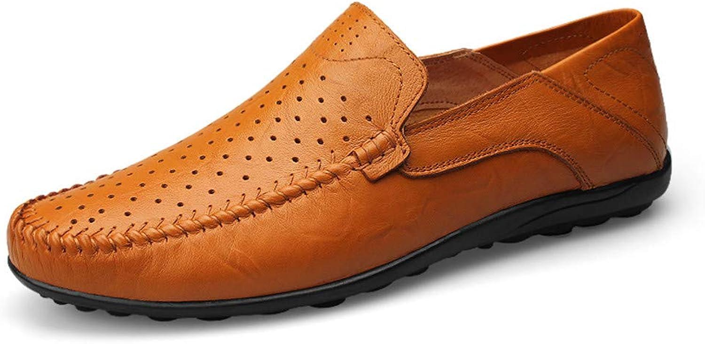 Mans skor skor skor Casual Comfort Loafers och Slip -Ons Flat Loafers  Springaa  Autumn  sommar Drive Laty skor, C,39  generell hög kvalitet