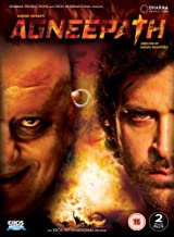 Agneepath (2 Disc Set) Bollywood DVD With English Subtitles by Hrithik Roshan