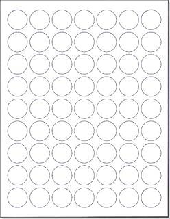 Laser/Ink Jet White Labels (1