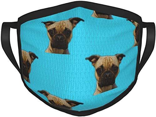 'N/A' Bosco Frug Face scarf Reusable,Cloth Face scarfs Washable Bandana Face scarf,Sun Dust Protection Balaclava Face Cover Scarf Shield for Fishing Cycling