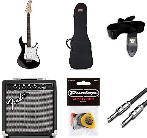 YAMAHA Pacifica 012 BL II Pack Guitarra Eléctrica