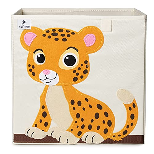 Caja de almacenamiento para niños I Caja de juguetes para habitación infantil...