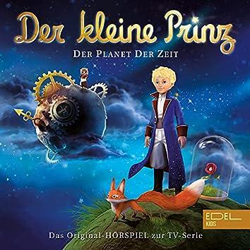 Folge 1: Der Planet der Zeit (Das Original-Hörspiel zur TV-Serie)