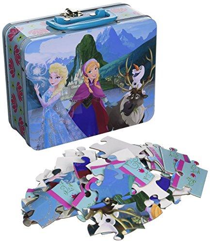 Disney- Frozen- Puzzle mit Box- 48 Teile