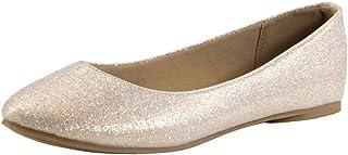 78767407505215 Bella Marie Women s Classic Slip-On Closed Round Toe Ballet Flat