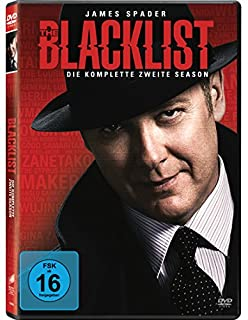 The Blacklist - Die komplette zweite Season [5 DVDs] (B00U7E44X8) | Amazon price tracker / tracking, Amazon price history charts, Amazon price watches, Amazon price drop alerts