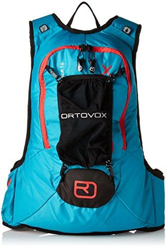 Ortovox Powder Rider 16, Zaino Unisex-Adulto, Verde (Aqua), 24x36x45 Centimeters (W x H x L)