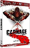 Carnage (Combo DVD + Blu-ray) [Édition Collector Blu-ray + DVD]