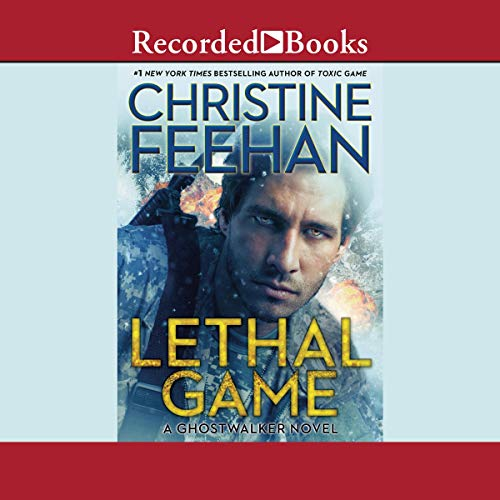 Lethal Game audiobook cover art