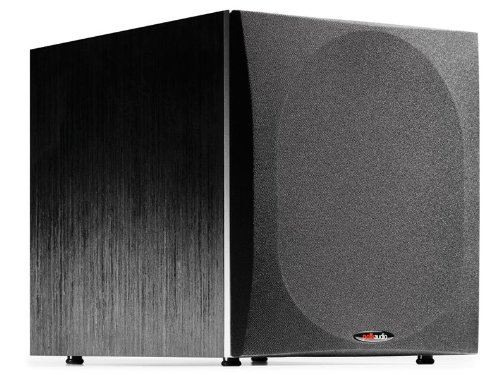 Polk Audio PSW505 12' Powered Subwoofer - High Precision Bass with...