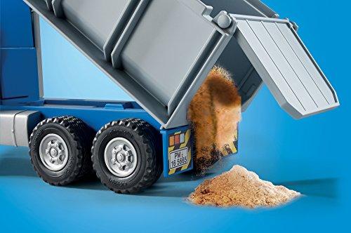 Camion à Benne Basculante Playmobil Construction - 5665 - 2