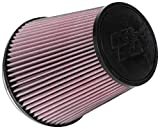 K&N Universal Clamp-On Air Filter: High Performance, Premium, Washable, Replacement Engine Filter:...