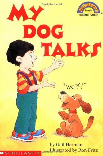 My Dog Talks (Hello Reader!, Level 1)の詳細を見る