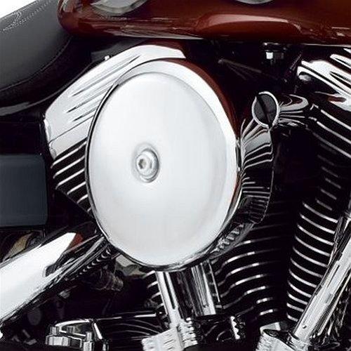 GZM Luftfilter Abdeckungen glatt Screamin Eagle Harley Davidson