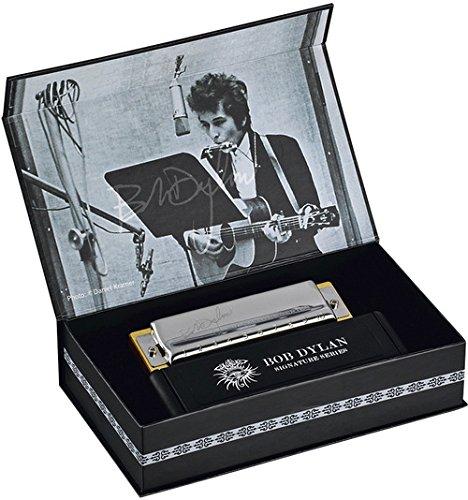 HOHNER Bob Dylan Signature M589016 Harmonica - Key Of C