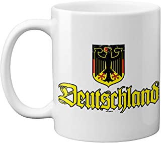 Deutschland Coat Of Arms 11 oz. Mug