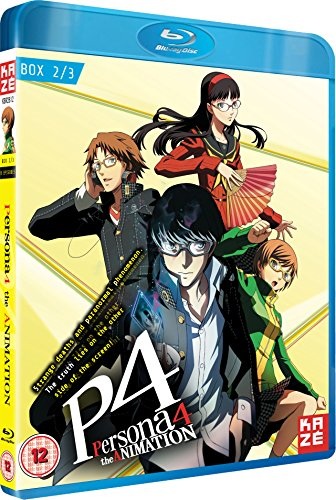 Persona 4 The Animation Box 2 Blu-Ray [Edizione: Regno Unito] [Edizione: Regno Unito]